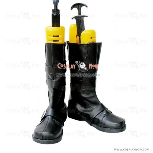 Monochrome Factor Cosplay Shoes Nikaidon Akira Boots