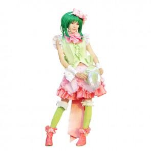 Macross FB 7 Ore no Uta o Kike Ranka Lee Cosplay Costume