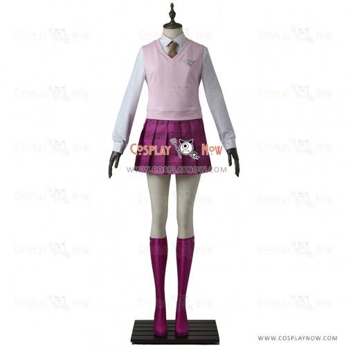 Danganronpa V3 Killing Harmony Cosplay Akamatsu Kaede Costume