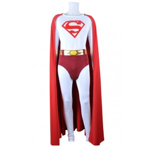 Superman Cosplay Cark Kent Costume