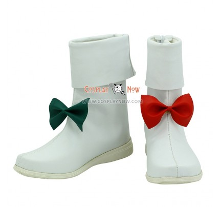 Touhou Project Cosplay Shoes Hata no Kokoro Boots