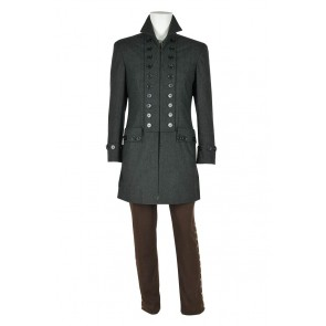 Sleepy Hollow Cosplay Ichabod Crane Costume