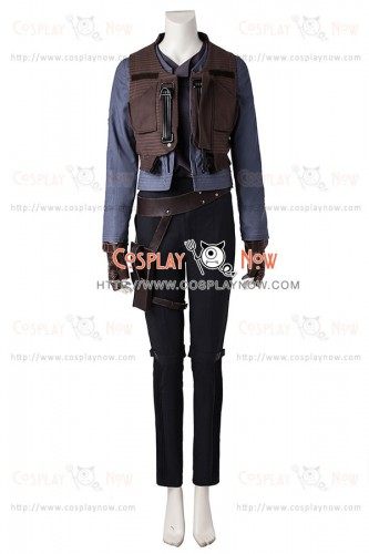 Jyn Erso Costume For Star Wars Rogue One Cosplay Uniform