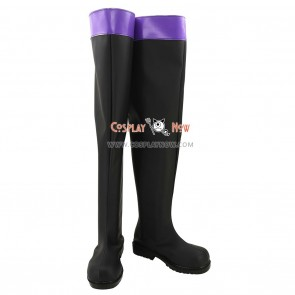 Kagerou Project Cosplay Shoes Kido Tsubomi Boots