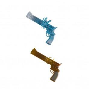 The King's Avatar Cosplay Zhou zekai Props with Gun