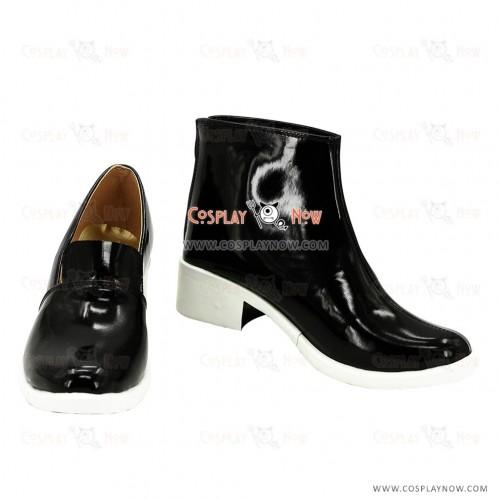 Touken Ranbu Online Cosplay Shoes Tachi Shishiou Boots