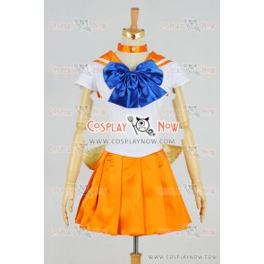 Sailor Moon Venus Minako Aino Cosplay Costume