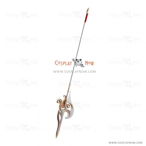 Fire Emblem Fates Cosplay Xia Luo Props with Spear