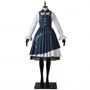 Danganronpa V3 Killing Harmony Cosplay Toujyou Kirumi Costume
