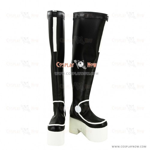 Chaika The Coffin Princess Cosplay Shoes Chaika Trabant Boots