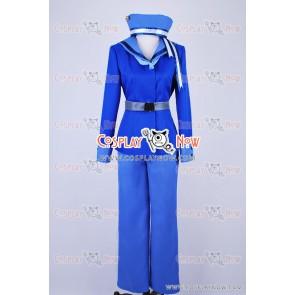 Hetalia: Axis Powers Norway Cosplay Costume