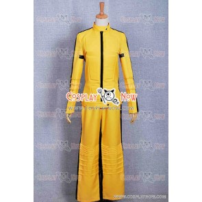 Kill Bill Beatrix Kiddo The Bride Cosplay Costume