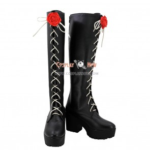 Aotu World Cosplay Shoes Camil Boots