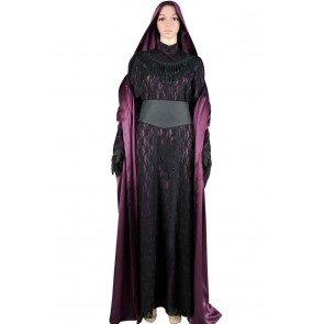 Doctor Who The Snowmen Cosplay Madame Vastra Costume