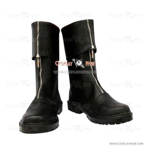 Final Fantasy VII Cosplay Shoes Zack Fair Boots