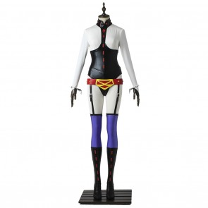 My Hero Academia Cosplay Midnight Costume Jumpsuit
