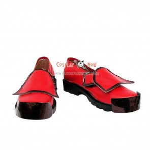 Guilty Gear Cosplay Sol Badguy Shoes