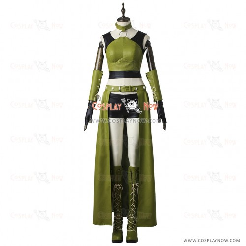 Dragon Quest XI: Echoes of an Elusive Age Cosplay Martina Costume