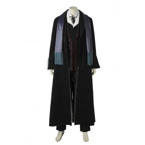 Fantastic Beasts and Where to Find Them Cosplay Percival Graves Costume