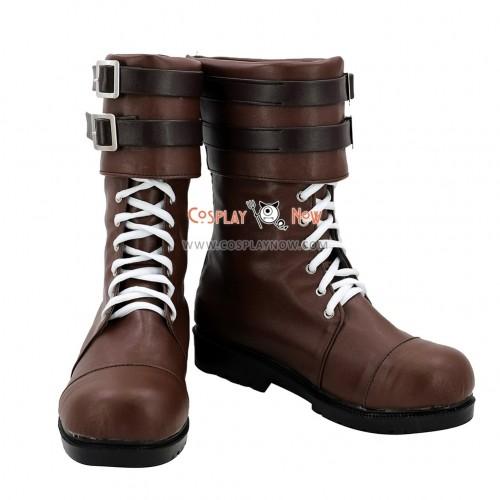 Girls' Frontline Cosplay Saiga-12 Shoes