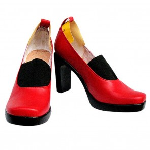 Aria Cosplay Alice Shoes for Woman
