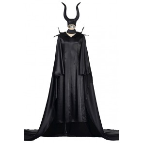 Queen Maleficent Angelina Jolie Costume For Maleficent Cosplay