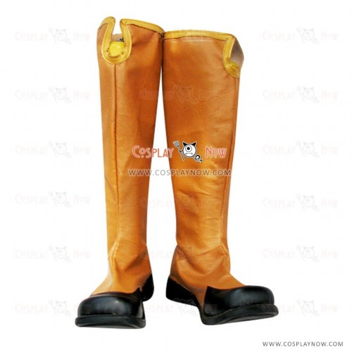 Tales of the Abyss Cosplay Shoes Guy Cecil Boots
