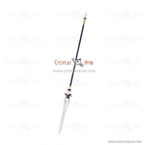 Fate Grand Order Ruler Jeanne d'Arc Spear Cosplay Prop