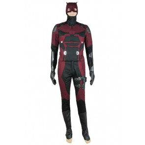 Daredevil Matt Murdock Cosplay Costume Uniform New