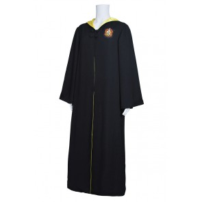 Harry Potter Hufflepuff of Hogwarts Cosplay Costume