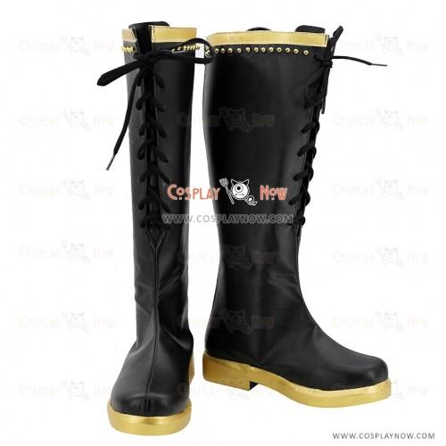 Tsukiuta Cosplay Shoes Haru Yayoi Boots
