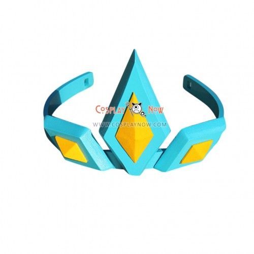 League of Legends Janna Crown PVC Replica Cosplay Prop