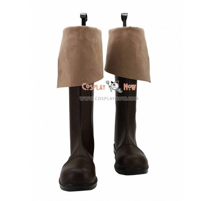 Assassins Creed 4:Black Flag Cosplay Shoes Connor Kenway Boots