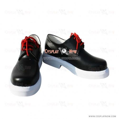 Elsword Cosplay Graf Shoes for Man