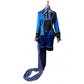 Ciel Phantomhive Deluxe Costume For Black Butler Cosplay