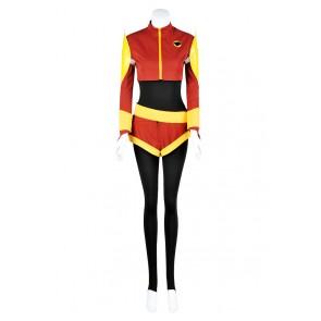Velvet Scarlatina Team CRDL From RWBY Cosplay Costume