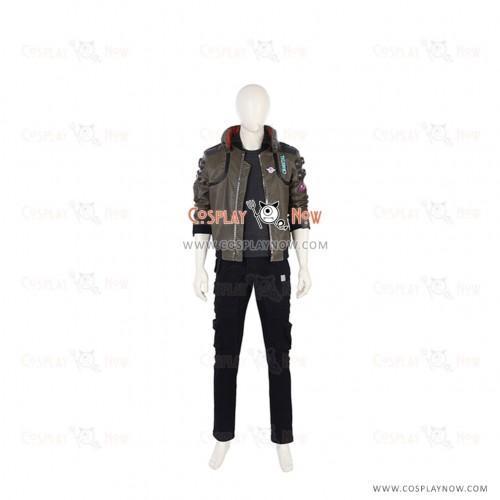 Cyberpunk 2077 Cosplay Male Protagonist Costumes