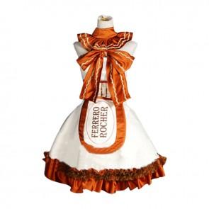 Ferrero Rocher Cosplay Costume Dress
