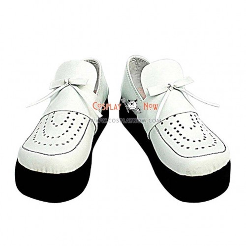 Vocaloid Kagamine Flat Cosplay Shoes