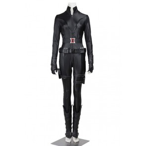 Natasha Romanoff Black Widow Costume For 2015 Movie Avengers Age Of Ultron Cosplay