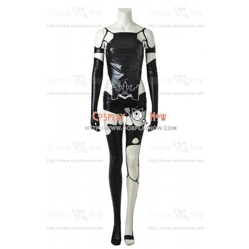 Nier Automata Cosplay YoRHa Type A No.2 Costume