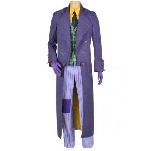Batman Cosplay Arkham Origins Blackgate The Joker Costume