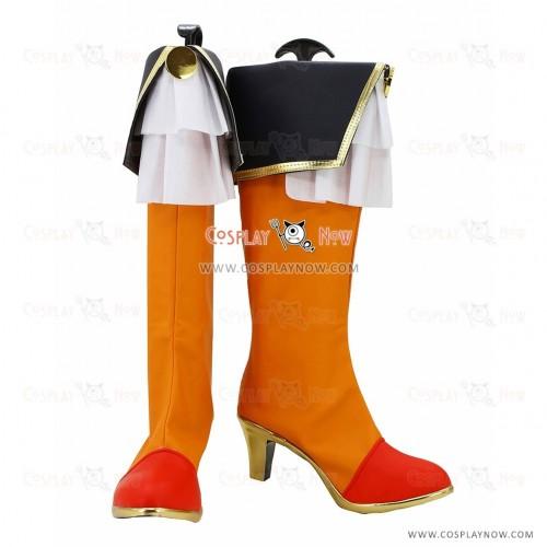 Love Live! Sunshine Cosplay Shoes Honoka Kousaka Boots