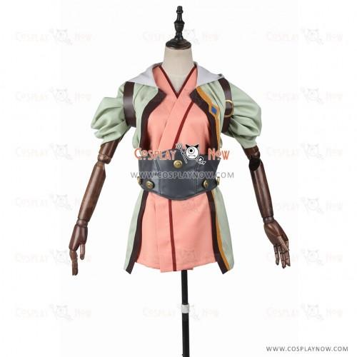 Kabaneri of the Iron Fortress Cosplay Kajika Costume