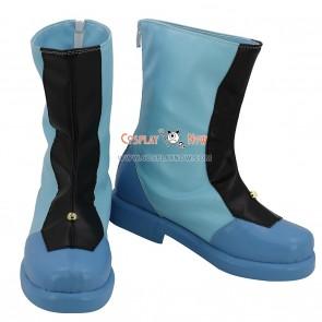 Sword Art Online  Cosplay Shoes Ordinal Scale Keiko Ayano Silica Shirika Boots