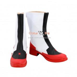 Sword Art Online Cosplay Shoes Ordinal Scale Yuuki Asuna Yuki Asuna Boots