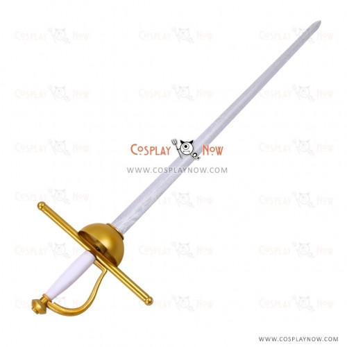 Assassin's Creed Cosplay Arno Victor Dorian Props with Sword