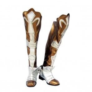 Shining Wind Cosplay Shoes Kaito Kiriya Boots