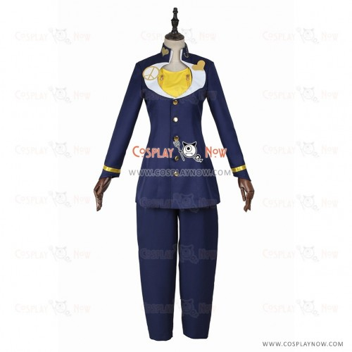 JoJo's Bizarre Adventure Cosplay Higashikata Josuke Costume