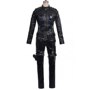 Laurel Lance Black Canary Costume For Green Arrow Cosplay